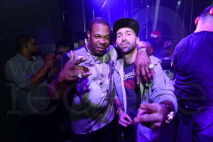 DJ ENTICE & BUSTA RHYMES @ Bamboo Miami