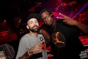 DJ ENTICE & DJ BULLETPROOF @ CAMEO #OTN