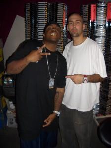 DJ ENTICE & Mike Jones