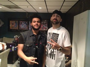 DJ ENTICE & The Weeknd
