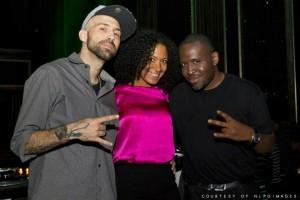 DJ ENTICE, Felisha Monet, & DJ NASTY