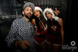 DJ ENTICE and the girls of Bamboo Miami