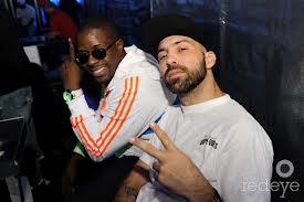 DJ ENTICE & DJ GRIOT