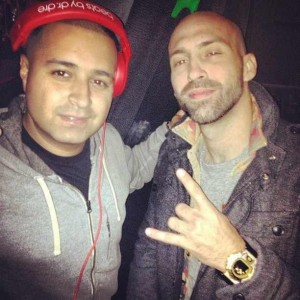 DJ ENTICE & DJ CAMILO @ INFINITY
