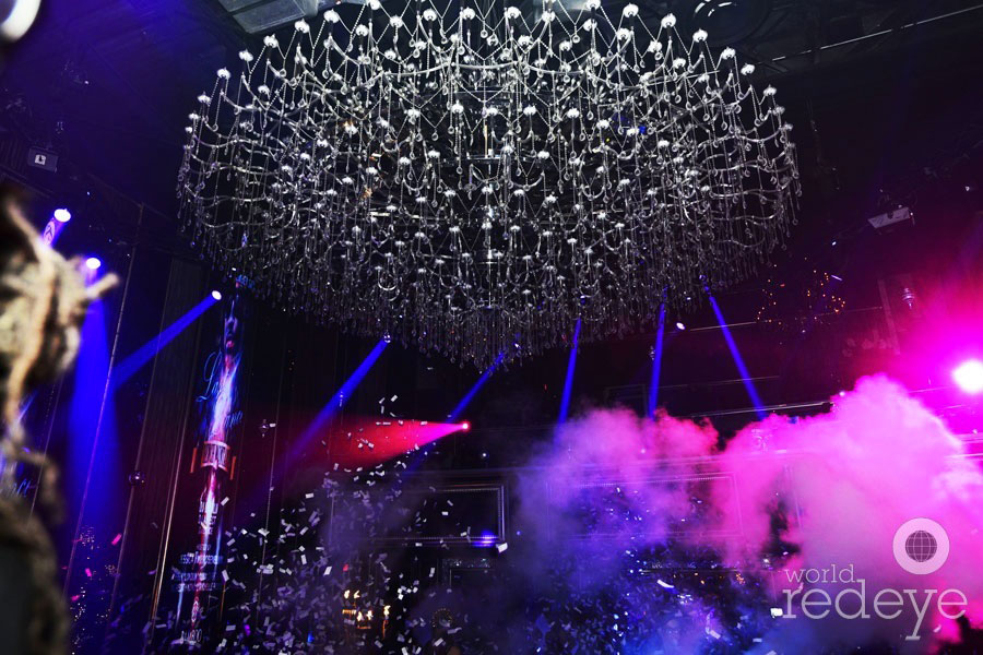 The Giant Chandelier