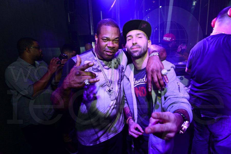 DJ ENTICE & Busta Rhymes