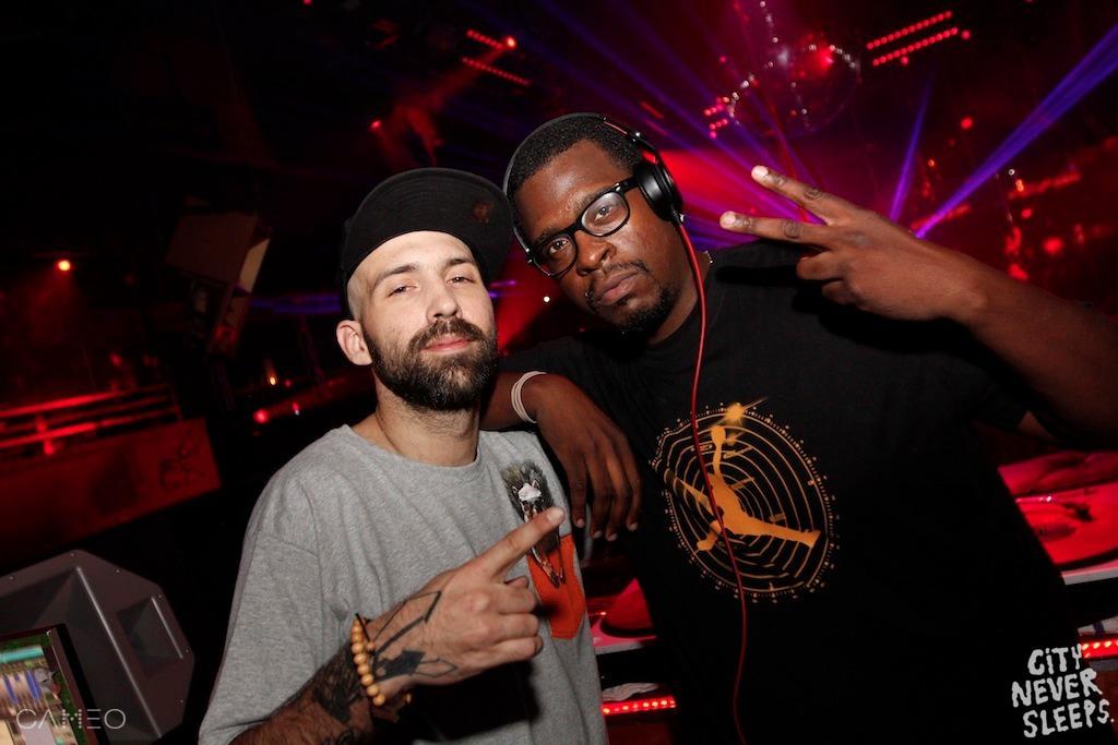 DJ ENTICE & DJ BULLETPROOF