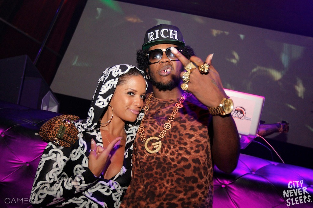 Trinidad James & Rocsi Diaz