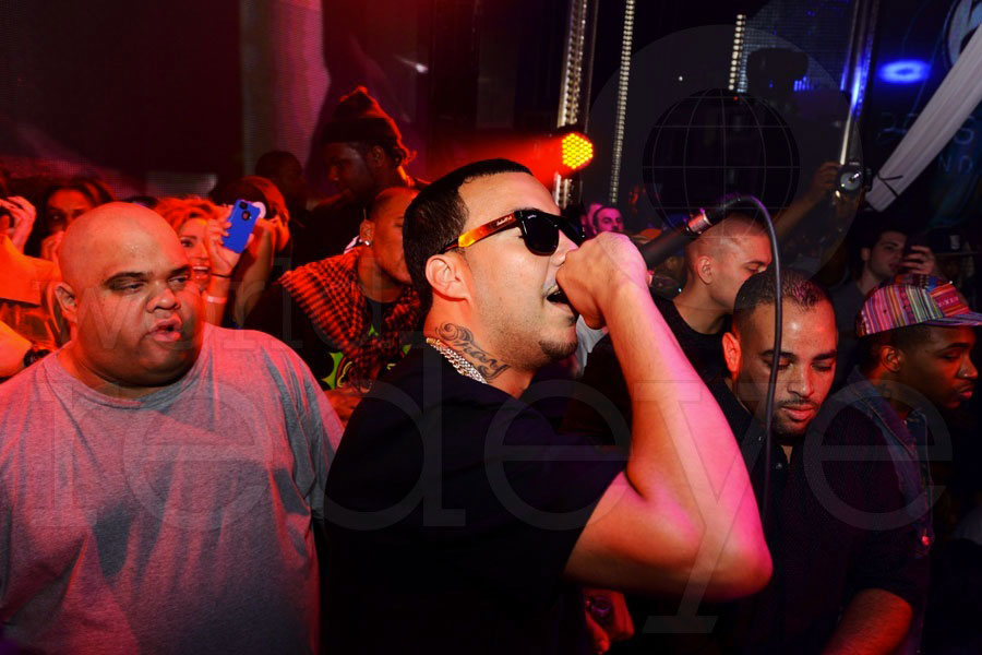 French Montana Live
