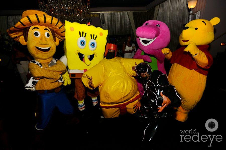 Woody-Spongebob-Squarepants-Sumo-Barney-Winnie-the-Pooh-Friend